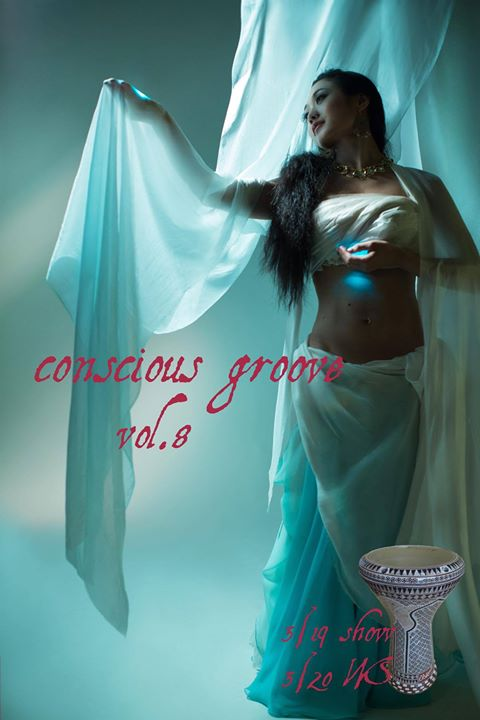 conscious groove vol.8